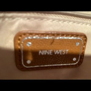 Nine West Bags - Nine West leather Mini backpack